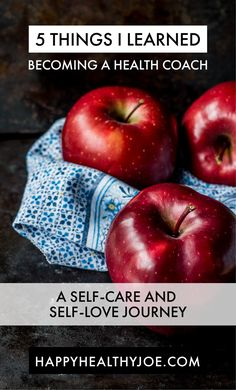 5 Things I Learned Becoming A Certified Health Coach Through The Institute for Integrative Nutrition