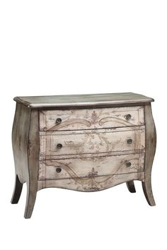 Chantelle Hand Painted Bombe Chest by Stein World on @HauteLook