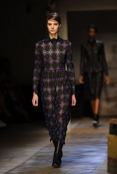 London Fashion Week: Erdem Autumn/Winter 15