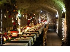 i'm obsessed with hans fahden vineyard in calastoga for the wedding venue! gorgeous wine cave for the ceremony and ceremony and dinner.
