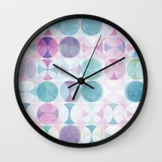 Wall Clock - Nothing is as it appears - mirimo