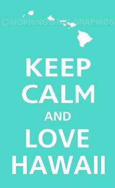 Love Hawaii <3