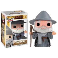 Funko Gandalf 13, O Senhor dos Anéis, The Lord of the Rings, The Hobbit, Funkomania, Filme