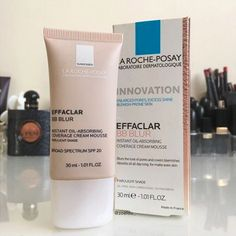 La Roche-Posay BB Cream for $29.99.   21 Makeup Products For Oily Skin That Will Actually Keep You Matte All Day
