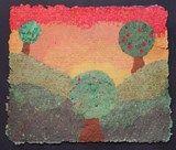 Artsonia Art Exhibit :: Paper Pulp Paintings