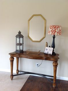 Pretty console/ entry table