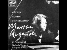 MARTHA ARGERICH plays CHOPIN Piano Concerto No.1 COMPLETE (LIVE 1992)