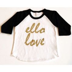 **NEW** Ello Love Infant Raglan!