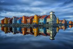 "Reitdiephaven - With this photo I won a gold medal in the Trierenberg Super Circuit 2017.  <a href=""http://facebook.com/martinpodtphotography"">Facebook</a> 