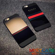GUCCI アイフォン7 plusカバー ジャケット グッチ風 iphone7/6sケース 薄型 メンズ向け シンプル