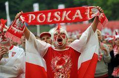 Euro 2012 - Poland  Hahaha....I love the freak supporters of Poland!
