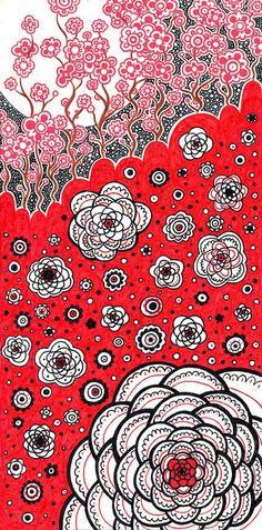 Atomic Rose Garden (collab with Asja Boroš) | Flickr - Photo Sharing!