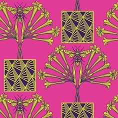 Her Majesty !!!  #art#design#honeybees#insectart#bee#wallpaper#insect#insects#inspiration#printandpattern#pattern#illustration#kunst#entomologie#bouquet#entomology#prints#flowerdesign#instaart#graphicdesign#patterndesign#draw#drawing#instaart#myart#papierpeint#michaelcailloux#abeilles#abeille#bees#beelove by michaelcailloux