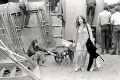 Janis Joplin at the Monterey Pop Festival
