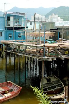 Tai O, Lantau Island, Hong Kong http://www.hongkongbuzz.com/must-see/kowloon-city-walled-park/Arielle Gabriel's new book is about miracles and her everyday life suffering financial ruin in Hong Kong The Goddess of Mercy & The Dept of Miracles, uniquely combines mysticism and realism *