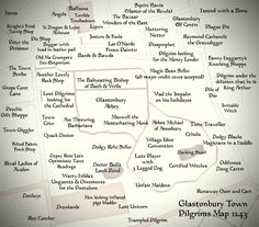 75 Best Glastonbury Town Images Glastonbury England Glastonbury