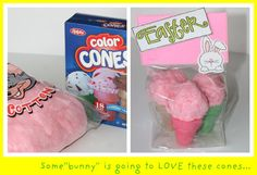 Cute Easter treats for the kiddos
