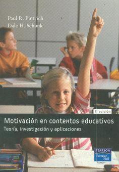 Motivación en contextos educativos : teoría, investigación y aplicaciones http://kmelot.biblioteca.udc.es/record=b1382659~S12*gag