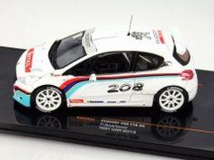 P. Andreucci Peugeot 208 T16 R5 #208 Test Car 2013 1:43 Ixo