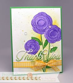 No Line Watercolor with Distress Inks! Check out Amy's blog for the tutorial!