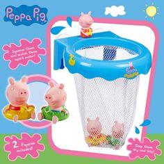 Peppa Pig Bath Time Fun with Peppa