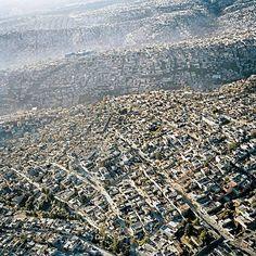 Mexico City - eine unglaublich riiiieeeesige Stadt, unvorstellbar!