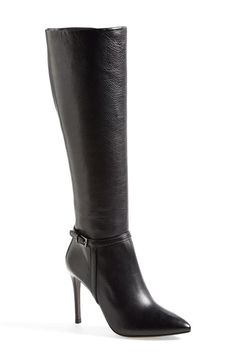 Tall Black Boots - Your Solution To Sexy This Fall (2014) | Fabulous After 40