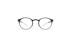 From the MYKITA 2017 campaign: prescription frame ISAAC. https://mykita.com/en#layer:/en/collections/no1,/en/prescription-glasses/no1/isaac/black-gold-edges-clear-1507796