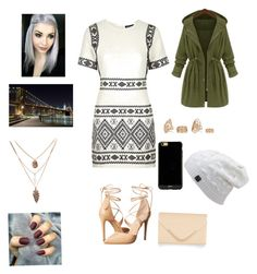 """""""Date night"""" by sandra-payne-guadarrama on Polyvore featuring Topshop, Steve Madden, Accessorize, River Island and Sonix"""