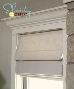 I need nicer window coverings than my ugly white blinds. These seem easy and relatively cost effective. They can also be customized to the random sizes of my windows.