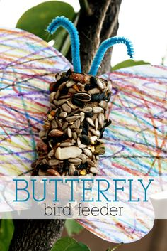 10 Bird Feeders Kids Love To Make10 Ways to Craft and Play with Recycled Materials