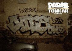 DoesOne // Paris : Magazine PARIS TONKAR // Graffiti, street art & Old school // En vente dans tous les kiosques // trimestriel // Premier ouvrage sur le Graffiti en France écrit par Tarek Ben Yakhlef & Sylvain Doriath (Paris, 1991) /////    • Tarek's website : http://www.tarek-bd.fr  • Blog de Paris Tonkar : http://paristonkar.blogspot.com/  • You can read several publication on : http://fr.calameo.com/accounts/189648  • Facebook group : http://www.facebook.co