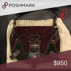 b3aca7e30de Valentino handbag Beautiful Valentino handbag used one time. Retails at  2800.00 Valentino Bags Shoulder Bags. Poshmark