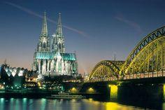 Der Kölner Dom ist die größte Kathedrale Deutschlands.