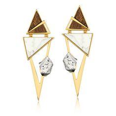 U-Rock Earring – LuxeyLife