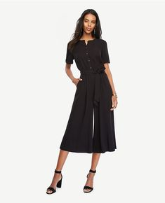 Primary Image of Culotte Jumpsuit