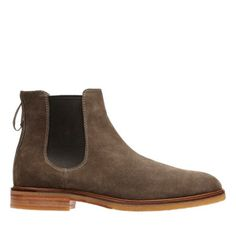 7163663ab54243 Clarkdale Gobi Olive Suede - Men s Casual Boots - Clarks® Shoes Official  Site Leather Socks