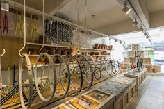 Monochrome, original bike shop!