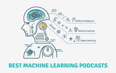 The 25 Best Machine Learning Podcasts You Must Listen in 2020 Data Science, Computer Science, Machine Learning Deep Learning, Talking Machines, Machine Learning Artificial Intelligence, Human Computer, Natural Language, Data Analytics, Neuroscience