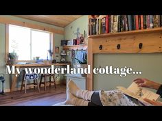 (168) Let's tour my cottage... - YouTube