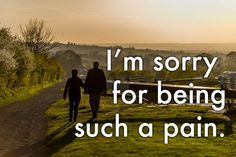 I'm Sorry Messages for Him and Her: 40 Ways to Apologize