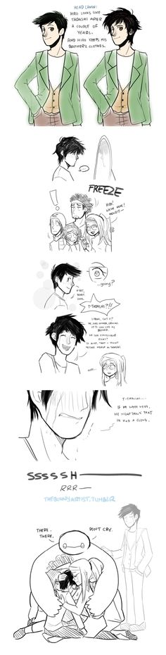 So alike….. it hurts  By:Usagiko-JOvi on Deviantart  No, no... it's fine.... I never needed a heart....