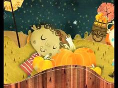 Cute video about how a pumpkin grows.