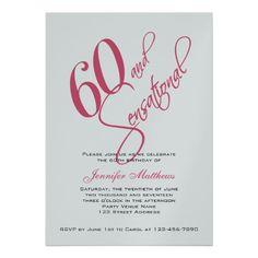 70th birthday party invitations wording crafts pinterest pink black silver 60th birthday invitations filmwisefo