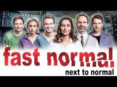 Trailer to present the new cast member to play the role of Dr Madden/Dr Fine in the 2015-Run of Tom Kitt & Brian Yorkey's german production of NEXT TO NORMAL directed by Titus Hoffmann