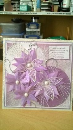 Chloes Creative Cards, Holiday Cards, Christmas Cards, Stamps By Chloe, Crafters Companion Cards, Heartfelt Creations, Pretty Cards, Flower Cards, Greeting Cards Handmade