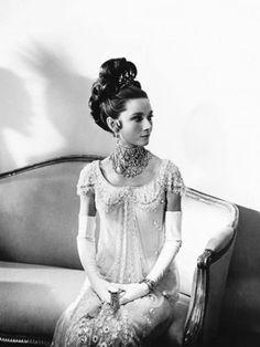 "Audrey Hepburn ""Fair Lady"""