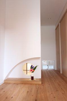 時が経つほど、雰囲気を感じられる玄関。#玄関#玄関インテリア