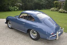 Porsche 356 A Reutter Coupe - 1958 Maintenance/restoration of old/vintage vehicles: the material for new cogs/casters/gears/pads could be cast polyamide which I (Cast polyamide) can produce. My contact: tatjana.alic@windowslive.com