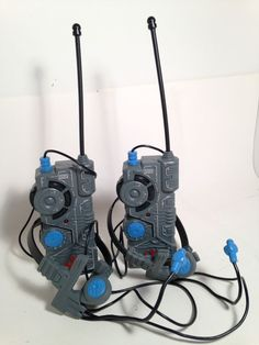 Vintage Star Wars 1997 Two Way Radios with Wired Headset Memorabilia Collectors | eBay